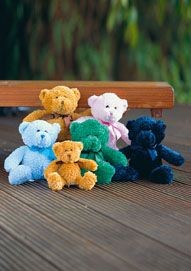 Picture of MUMBLES BRUMBLE SOFT TOY BEAR