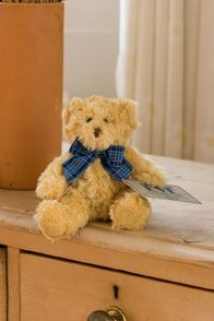 Picture of MUMBLES BERTIE SOFT TOY BEAR