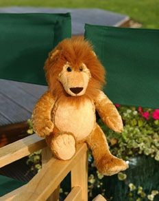 Picture of MUMBLES LENNY THE LION SOFT TOY
