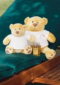 Picture of MUMBLES HONEY TEDDY