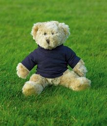 Picture of MUMBLES TEDDY HOODED HOODIES