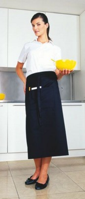 Picture of PREMIER LONG POCKET BAR APRON