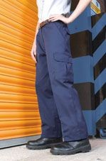 Picture of PREMIER LADIES CARGO TROUSERS