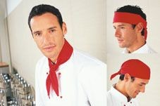 Picture of PREMIER CHEF SCARF