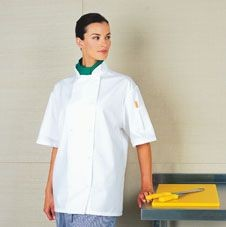 Picture of PREMIER SHORT SLEEVE CHEF JACKET