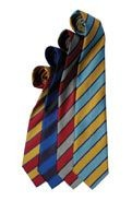 Picture of PREMIER WIDE STRIPE BUSINESS TIE