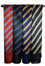 Picture of PREMIER STRIPE BUSINESS SCARF
