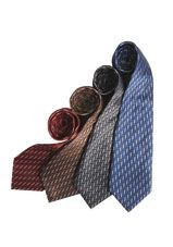 Picture of PREMIER ZIG ZAG BUSINESS TIE