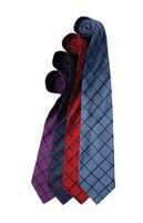 Picture of PREMIER GRAND LINE CHECKED FINE SILK TIE