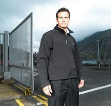 Picture of POLARTEC WINDBLOC SOFT SHELL JACKET