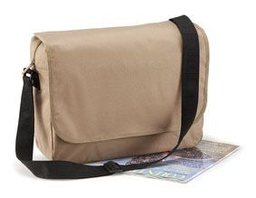 Picture of ECO-OPTION MESSENGER BAG