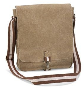 Picture of DESERT CANVAS MESSENGER BAG