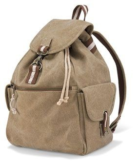 Picture of DESERT CANVAS BACKPACK RUCKSACK