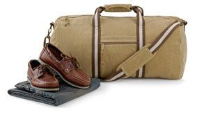 Picture of DESERT CANVAS HOLDALL