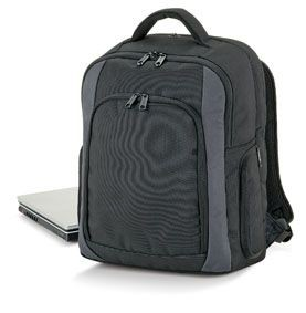 Picture of TUNGSTEN LAPTOP BACKPACK RUCKSACK