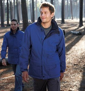 Picture of REGATTA BENSON II 3-IN-1 JACKET