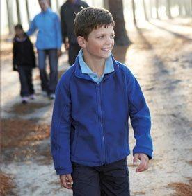 Picture of REGATTA CHILDRENS THOR III FLEECE JACKET