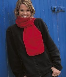 Picture of RESULT ACTIVE FLEECE SCARF with Pocket