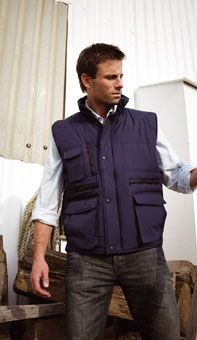 Picture of RESULT LANCE WORKGUARD BODYWARMER