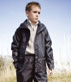 Picture of RESULT CHILDRENS WATERPROOF 2000 PRO-COACH JACKET