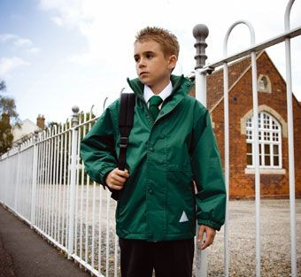 Picture of RESULT CHILDRENS STORM STUFF REVERSIBLE WATERPROOF JACKET
