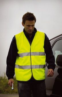 Picture of RESULT SAFEGUARD MOTORIST SAFETY VEST