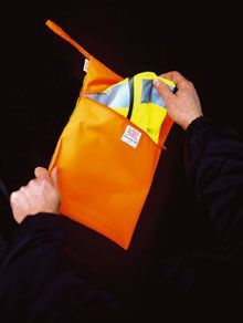 Picture of RESULT SAFETY VEST STORAGE BAG