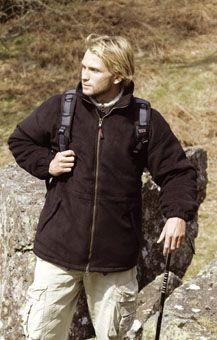 Picture of RESULT HEAVY PADDED EXTREME FLEECE JACKET