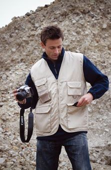 Picture of RESULT ADVENTURE SAFARI WAISTCOAT