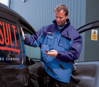 Picture of RESULT WORKGUARD HEAVY DUTY COMBO COAT