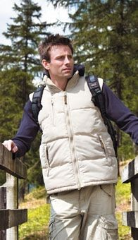 Picture of RESULT MICRO & POLAIRE WINDPROOF BODYWARMER