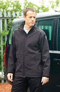 Picture of RTY SOFT SHELL WORKWEAR JACKET