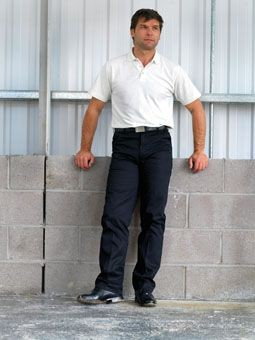 Picture of RTY STANDARD WORK TROUSERS