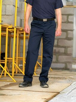 Picture of RTY HEAVYWEIGHT PLEATED WORK TROUSERS