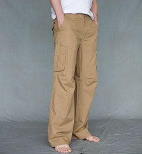 Picture of SKINNI FIT MEN CARGO TROUSERS