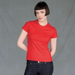 Picture of SKINNI FIT MODERN ESSENTIAL LADIES TEE SHIRT