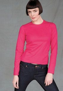 Picture of SKINNI FIT MODERN ESSENTIAL LONG SLEEVE TEE SHIRT