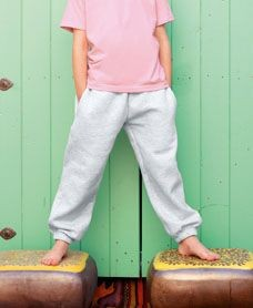 Picture of FRUIT OF THE LOOM CHILDRENS JOGGING PANTS