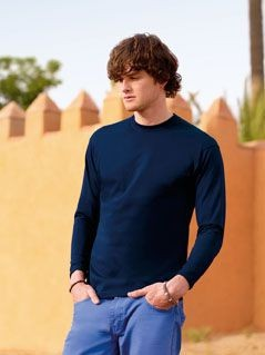 Picture of FRUIT OF THE LOOM LONG SLEEVE VALUE TEE SHIRT