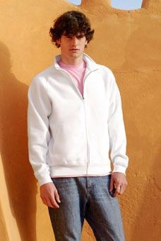 Picture of FRUIT OF THE LOOM SWEAT JACKET