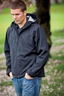 Picture of STORMTECH EPSILON H2XTREME HOODED HOODY SOFT SHELL JACKET