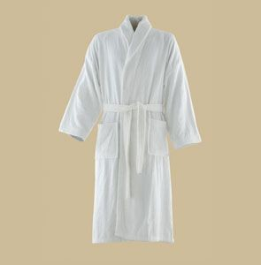 Picture of TOWEL CITY LUXURY SHAWL COLLAR BATHROBE