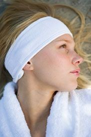 Picture of TOWEL CITY BEAUTY HAIR BAND