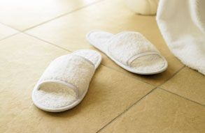 Picture of TOWEL CITY CLASSIC TERRY SLIPPERS