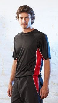 Picture of TOMBO TEAMWEAR PERFORMANCE SPORTS SHIRT