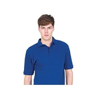 Picture of 50-50 HEAVYWEIGHT PIQUE POLO SHIRT