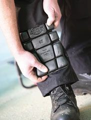 Picture of DICKIES KNEE PADS