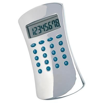Picture of POCKET CALCULATOR in Silver