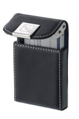 Picture of LEVANT CARD CASE in Black