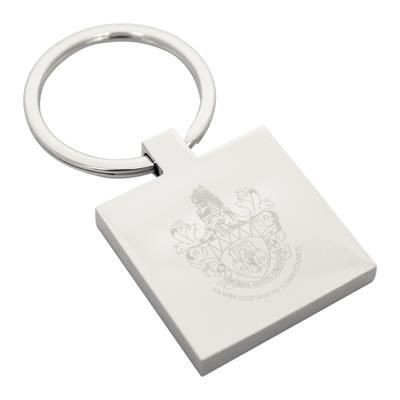 Picture of JUPITER SQUARE KEYRING